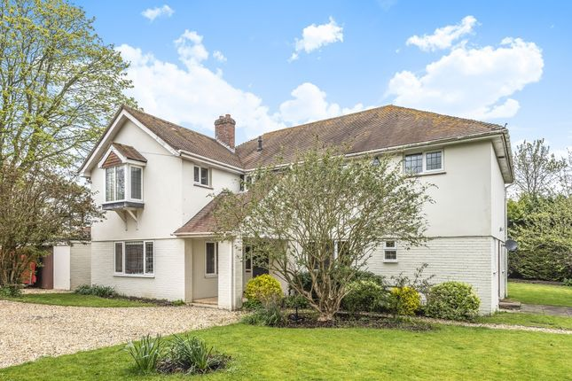 Thumbnail Detached house for sale in The Croft, Aston Tirrold