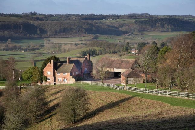 Thumbnail Property for sale in Shelsley Beauchamp, Worcester