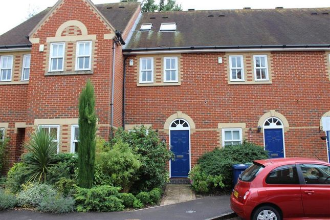 Thumbnail Property to rent in Plater Drive, Oxford