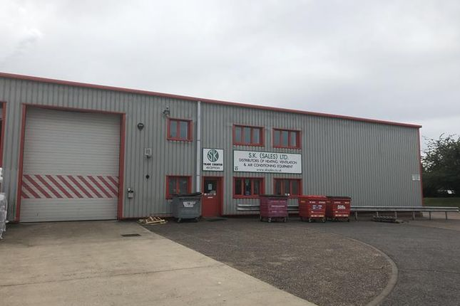Thumbnail Light industrial to let in Rhombus Business Park, Sapphire Way, Norwich