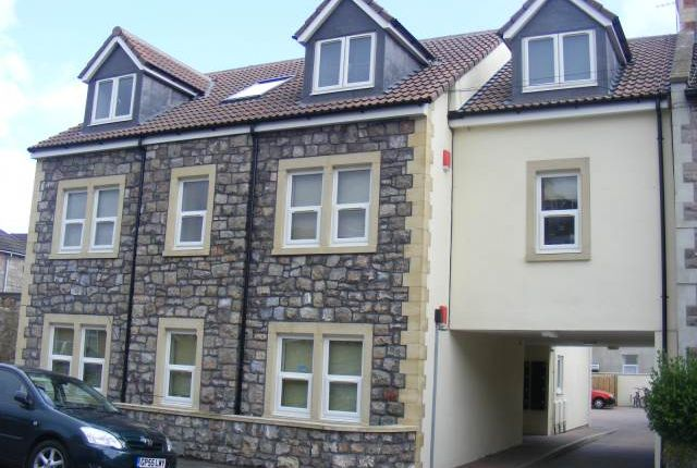 Thumbnail Flat to rent in Manor Court, Albert Road, Weston-Super-Mare