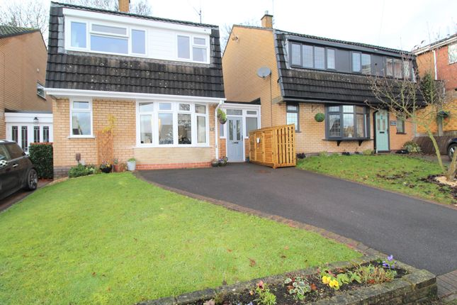 Thumbnail Link-detached house for sale in Redmond Close, Etchinghill, Rugeley