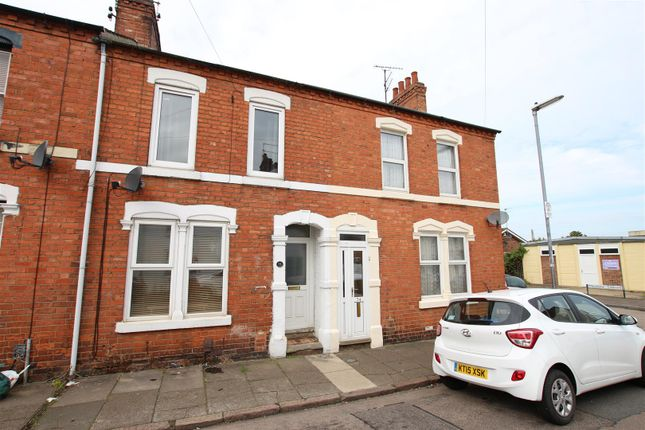 Thumbnail Terraced house to rent in Oxford Street, Far Cotton, Northampton