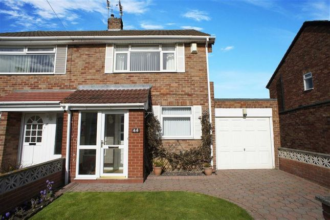 Thumbnail Semi-detached house to rent in Arundel Drive, Monkseaton, Tyne And Wear