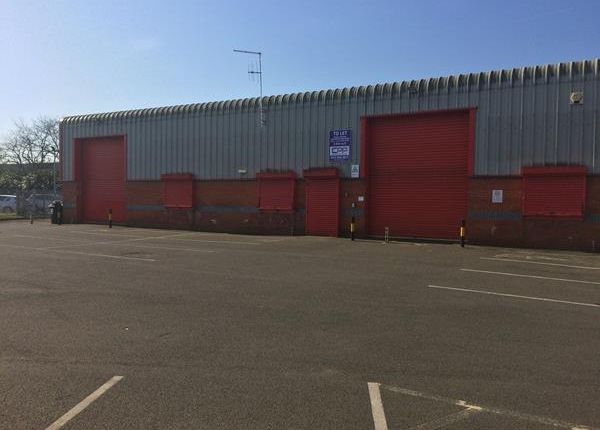 Thumbnail Light industrial to let in Units 7 & 8, Telford Court, Telford Drive, Newark, Nottinghamshire
