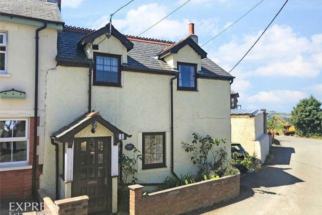 Thumbnail End terrace house for sale in Bwlch Y Gwynt Road, Llysfaen, Colwyn Bay, Conwy