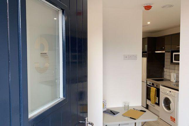 Thumbnail Studio to rent in Havelock Street, Canterbury