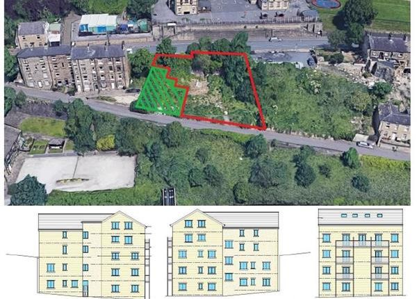 Thumbnail Land for sale in Development Site, Walker Lane, Sowerby Bridge