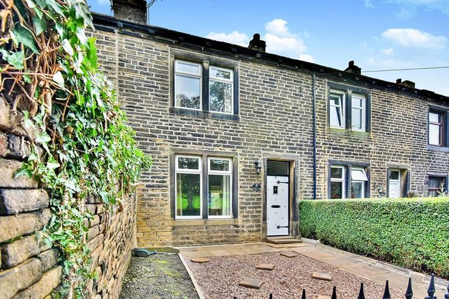3 bed terraced house to rent in Turn Lea, Luddendenfoot, Halifax, West Yorkshire HX2