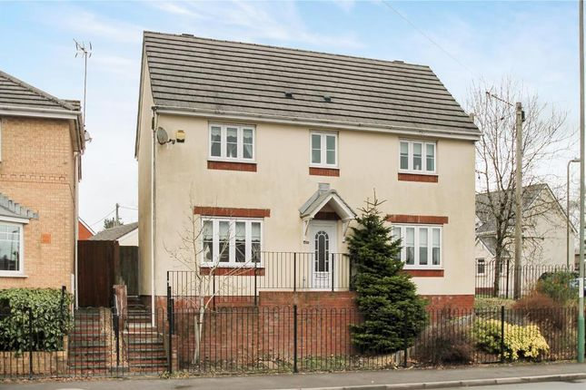 Thumbnail Detached house for sale in Parc Bevin, Croespenmaen, Newport