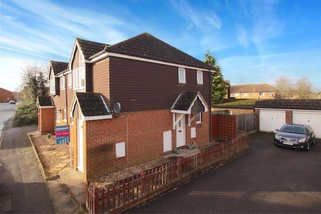 Thumbnail Flat to rent in Matthews Close, Aylesbury