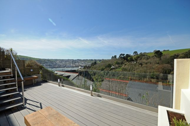 Thumbnail Flat for sale in Higher Contour Road, Kingswear, Dartmouth