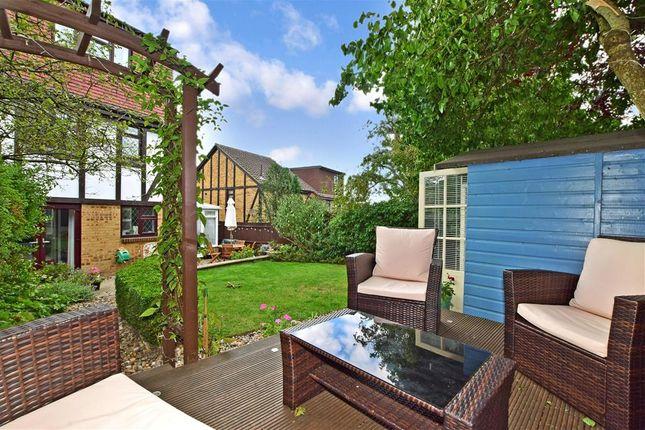 Rear Garden of Rhodewood Close, Downswood, Maidstone, Kent ME15