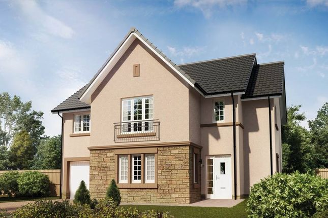"Thumbnail Detached house for sale in ""The Cleland"" at Milngavie Road, Bearsden, Glasgow"