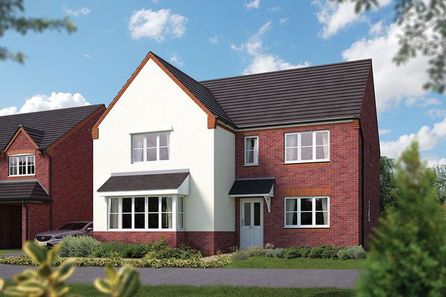 """Thumbnail Property for sale in """"The Arundel"""" at Marsh Lane, Nantwich"""