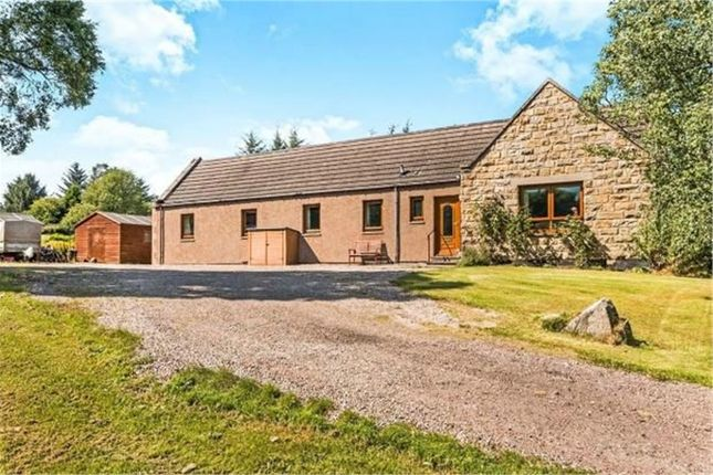Thumbnail Detached bungalow for sale in Craigellachie, Craigellachie, Aberlour, Moray