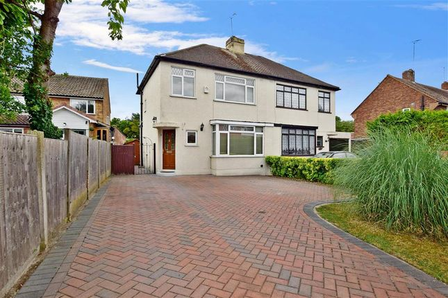 Thumbnail Semi-detached house for sale in Butlers Drive, London