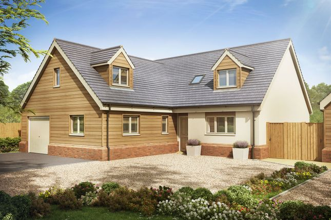 Thumbnail Detached house for sale in Phoebe Lane, Wavendon, Milton Keynes