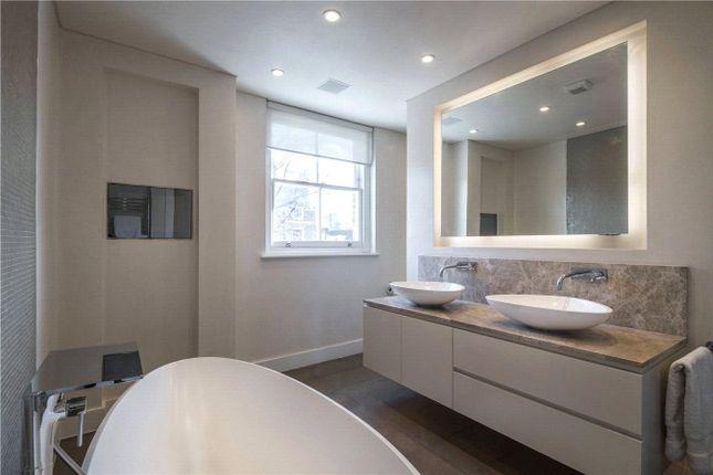 Bathroom of Clifton Hill, St John's Wood, London NW8