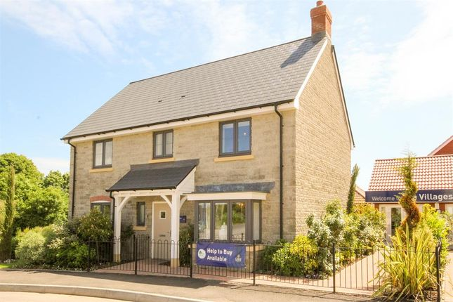 Thumbnail Detached house for sale in Charfield Village, Charfield, South Glos