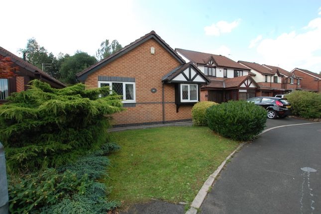 Thumbnail Detached bungalow to rent in Ashwood, Stoneclough, Manchester