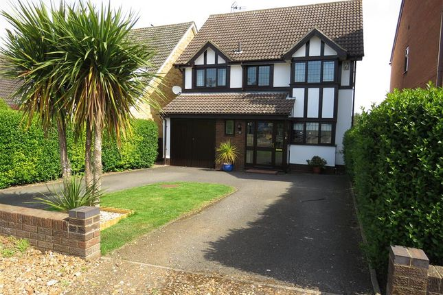 Thumbnail Detached house for sale in Woodland Road, Rushden