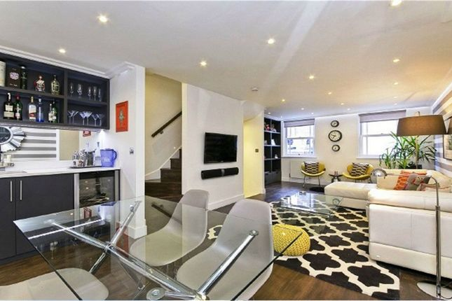 Thumbnail End terrace house to rent in Fredericks Row, Angel, London, UK