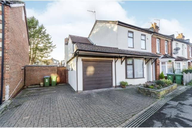 Thumbnail End terrace house for sale in Shirley, Southampton, Hampshire