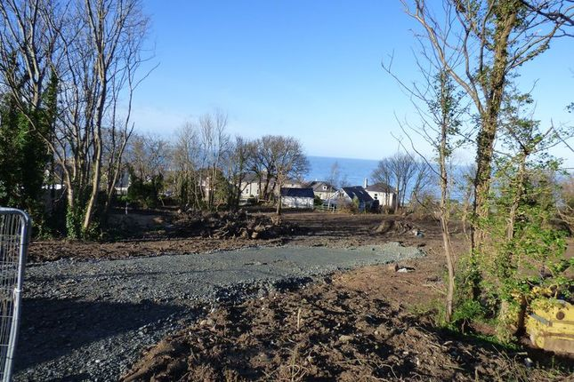 Thumbnail Land for sale in Plot No. 4, Coed Cemlyn, Off Cemlyn Park, Penmaenmawr.