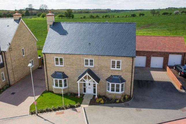 Thumbnail Detached house for sale in Mill Lane, Westbury, Brackley