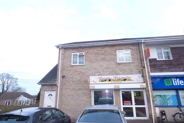 Thumbnail Flat to rent in Old Ferneybeds Road, Widdrington, Morpeth