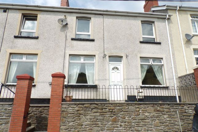 Thumbnail Property to rent in Regent Street, Llanhilleth, Abertillery