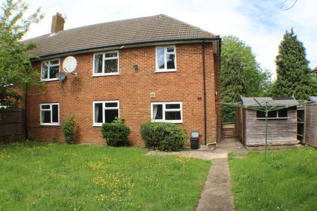 Thumbnail Semi-detached house to rent in Mouchotte Close, Biggin Hill, Westerham