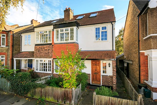 3 bed semi-detached house to rent in Atbara Road, Teddington