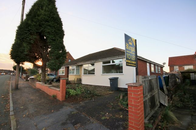 Thumbnail Bungalow to rent in Sunnyside Road, Ashton-In-Makerfield, Wigan