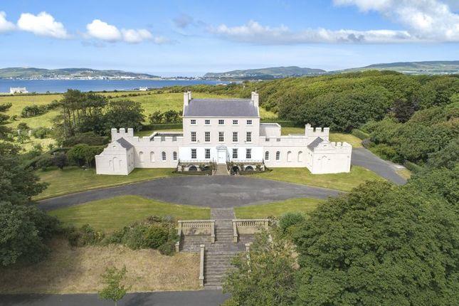 Thumbnail Detached house for sale in Balladoole House, Balladoole, Castletown