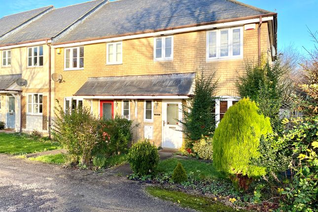 Thumbnail End terrace house for sale in Gransden Road, Caxton, Cambridge