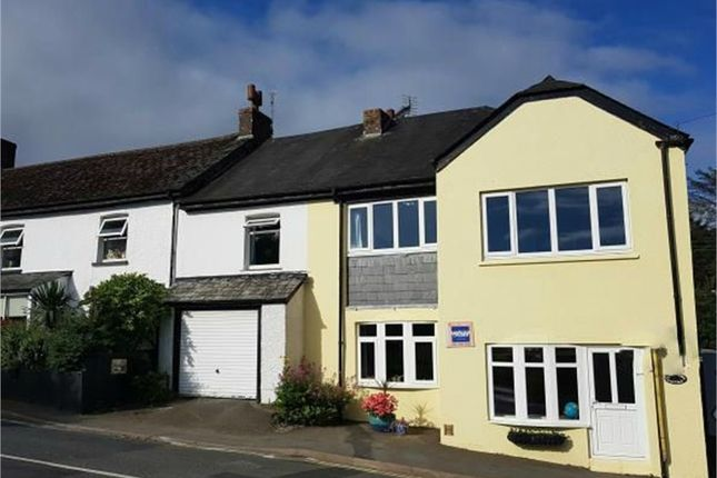 3 bed end terrace house for sale in Pelynt, Looe, Cornwall