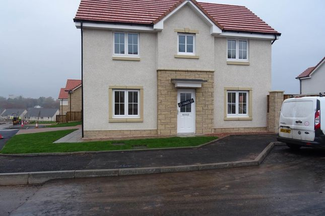 Thumbnail Detached house to rent in Weavers Well Crescent, Perth