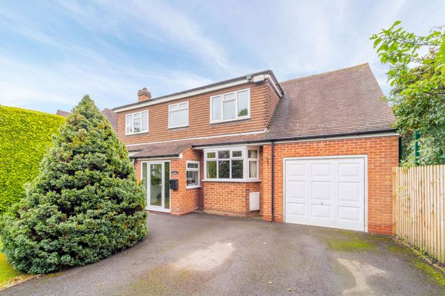 Thumbnail Detached house for sale in Station Lane, Lapworth, Solihull
