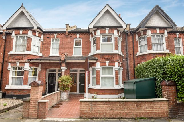 Thumbnail Maisonette for sale in Larden Road, Acton, London