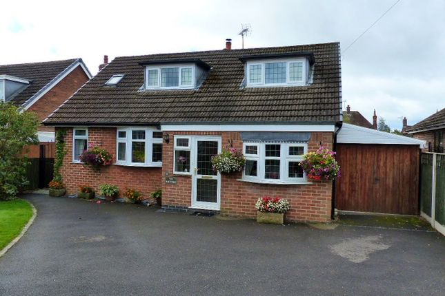 Thumbnail Detached house for sale in Lambourne Avenue, Ashbourne