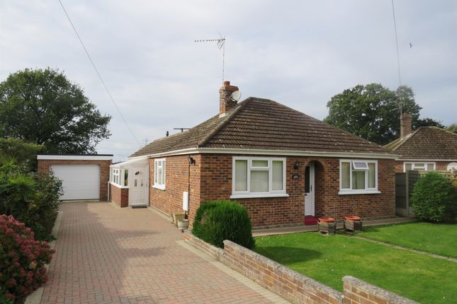 Thumbnail Detached bungalow for sale in Westland Chase, West Winch, King's Lynn