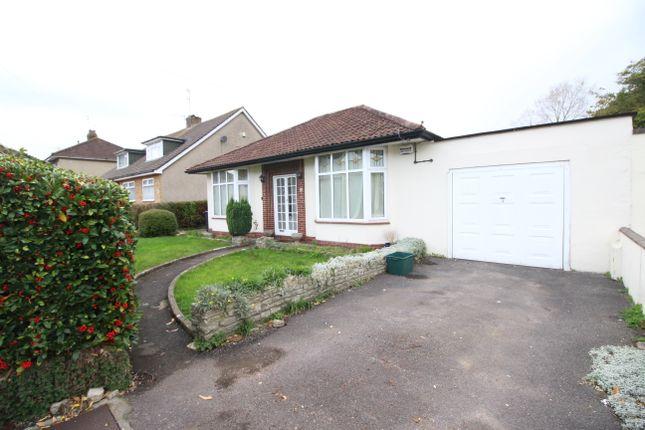 Thumbnail Detached bungalow to rent in Fouracre Avenue, Downend, Bristol