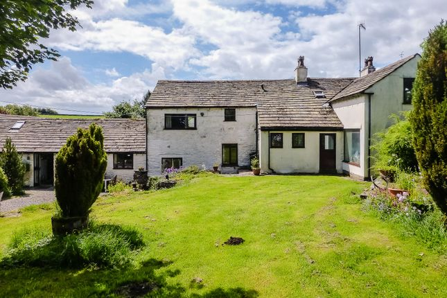 Thumbnail Farmhouse for sale in Peak Forest, Buxton, Derbyshire