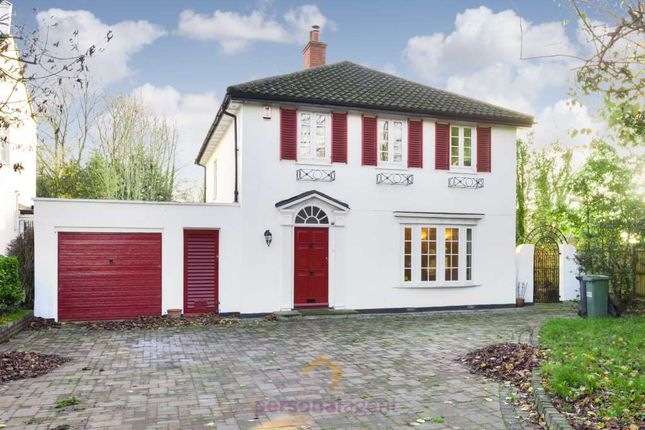 Thumbnail Detached house to rent in Tattenham Crescent, Epsom