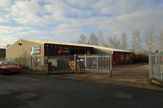 Thumbnail Light industrial to let in Station Road, Long Marston, Stratford-Upon-Avon