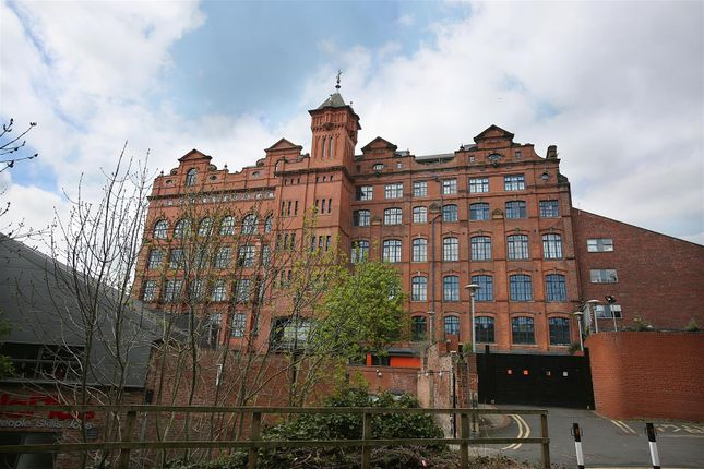 Thumbnail Flat for sale in The Turnbull Building, Queens Lane, Newcastle Upon Tyne