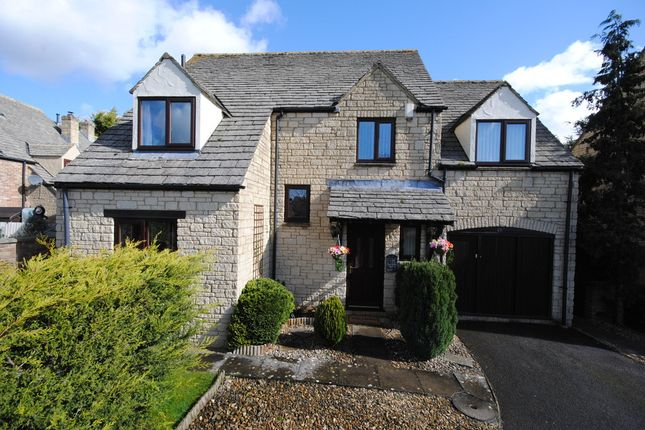 Thumbnail Detached house for sale in Cotswold Meadow, Curbridge, Witney