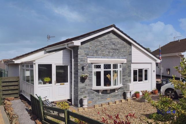 3 bed detached bungalow for sale in Bedowan Meadows, Tretherras, Newquay TR7